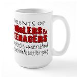 Parents Eat Their Young Large Mug