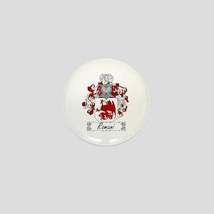 Romani Coat of Arms Mini Button