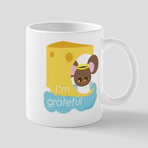 """""""I'm grateful"""" Mug"""