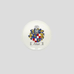 Rolando Coat of Arms Mini Button
