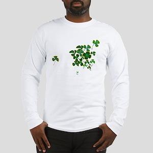 The Green Long Sleeve T-Shirt