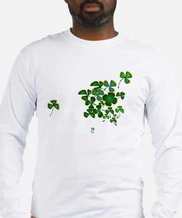 The Green Long Sleeve T-Shirt