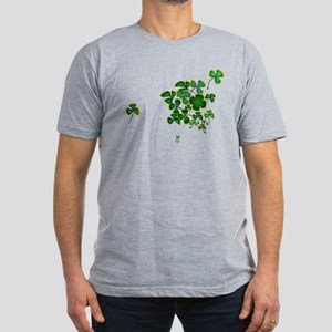 The Green Men's Fitted T-Shirt (dark)