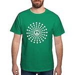 Peace Burst Dark T-Shirt