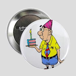 """Birthday 2.25"""" Button (10 pack)"""
