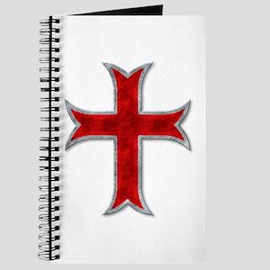 Templar Cross Journal