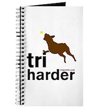 Tri Harder Boxer Journal