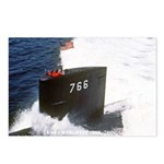 USS CHARLOTTE Postcards (Package of 8)