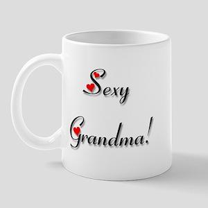 Sexy Grandma! Mug