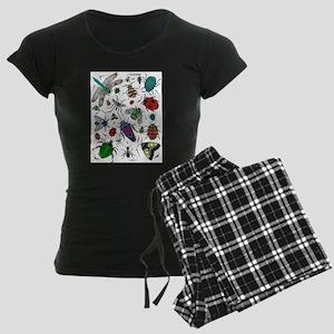 Bugs Women's Dark Pajamas