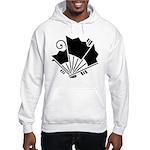 Butterfly-shaped fans Sweatshirt