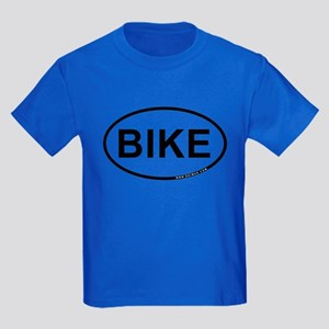 Bike Kids Dark T-Shirt