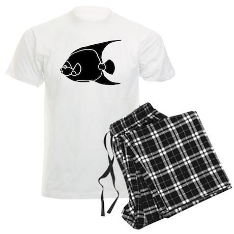 Queen Angelfish Men's Light Pajamas