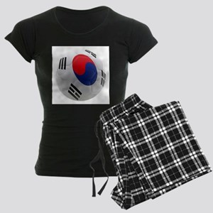 South Korea world cup soccer ball Women's Dark Paj