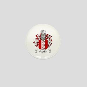 Rinaldini Family Crest Mini Button