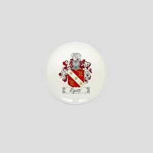 Rigotti Family Crest Mini Button