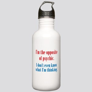 Opposite of Psychic Stainless Water Bottle 1.0L
