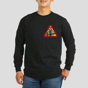 Star Fleet Academy Long Sleeve Dark T-Shirt