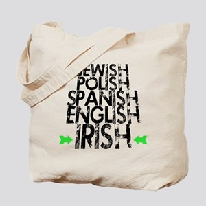 I Rish Tote Bag