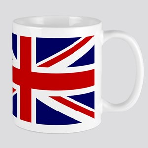 British England Flag Mug