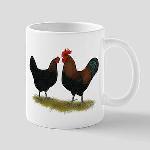 Marans Black Copper Mug