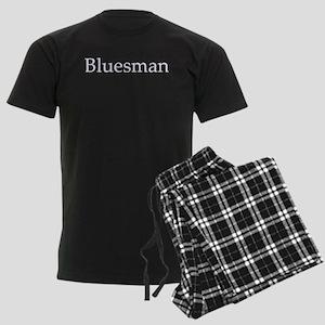 Bluesman Men's Dark Pajamas