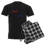 My 4th of July Shirt. Men's Dark Pajamas