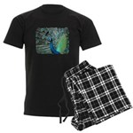 peacock Men's Dark Pajamas