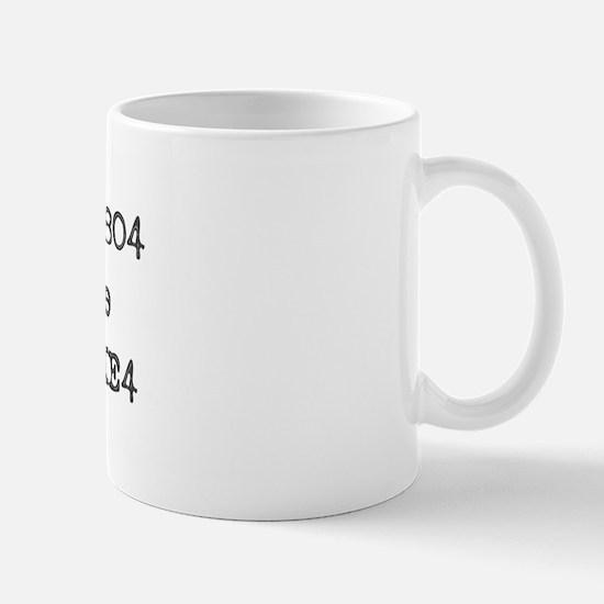2DIE4 Mug
