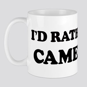 Rather be in Cameroon Mug