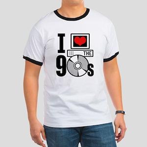 I Love The 90s Ringer T