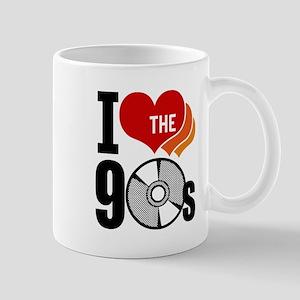 I Love The 90s Mug