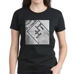 Rex and Ms. Twiggles (No Text) Women's Dark T-Shir