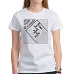 Rex and Ms. Twiggles (No Text) Women's T-Shirt
