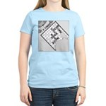 Rex and Ms. Twiggles (No Text) Women's Light T-Shi