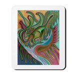 Valley Cat 42 Mousepad