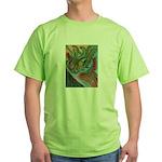 Valley Cat 42 Green T-Shirt