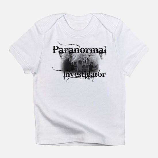 Cool Investigating Infant T-Shirt