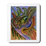 Valley Cat 18 Mousepad