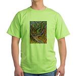 Valley Cat 18 Green T-Shirt