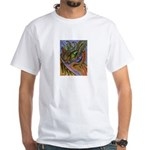 Valley Cat 18 White T-Shirt