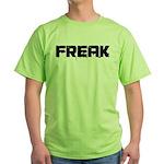 Freak Green T-Shirt