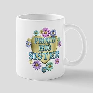Proud Big Sister Mug