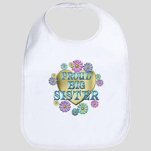 Proud Big Sister Bib