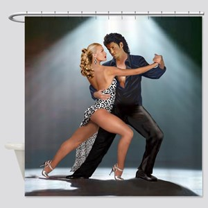 Tango - The Passion Shower Curtain