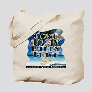 My Happy Place ~ Tote Bag