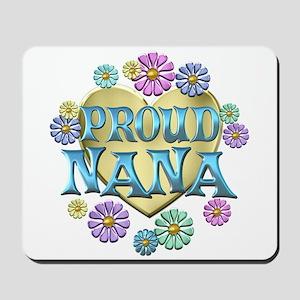 Proud Nana Mousepad