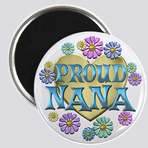 Proud Nana Magnet