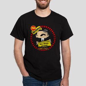 25th Birthday Dark T-Shirt