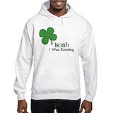 Irish running Light Hoodies